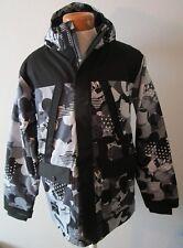 NEW Neff X Disney Mickey Specialist Mens Snowboard Jacket L Black MSRP$220