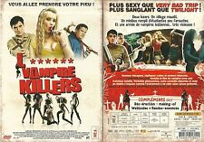 DVD - LESBIAN VAMPIRE KILLERS avec JAMES CORDEN / COMME NEUF - LIKE NEW