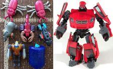 Hasbro TRANSFORMERS: Swerve (GM) + McDonald's Toys (Beast Machines, Beast Wars)