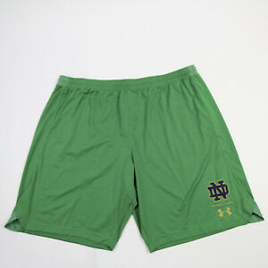 Notre Dame Fighting Irish Under Armour HeatGear Athletic Shorts Men's