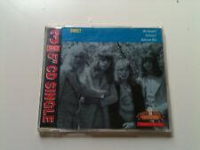 Sweet - Blockbuster! / Hellraiser! / Ballroom Blitz  - Maxi CD Single © 1991 OG