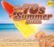 Various Artists - 70s Summer Album / Various [New CD] UK - Import