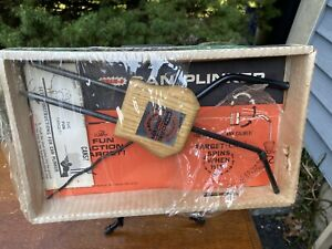 Rare Vintage 1967 Wham-O Can Plinker W/Box & Instructions