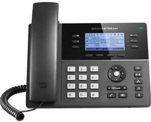 Grandstream GS-GXP1760W Wireless HD IP Phone - Integrated Wi-Fi