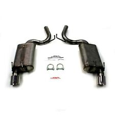 Exhaust System Kit JBA Racing Headers fits 10-14 Chevrolet Camaro 3.6L-V6