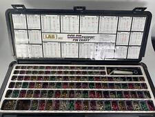 New listing Lab Semi-Pro 3 Ldku3 Lock Pin Kit .003 - Rekeying Locks Locksmith Handyman