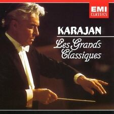 Herbert von Karajan: Les Grands Classiques ~ New 2-CD Set (Mar-1997, EMI France)