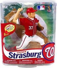 McFarlane MLB 31 STEPHEN STRASBURG Washington Nationals Red Chase Variant