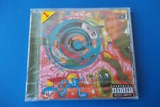 """THE RED HOT CHILI PEPPERS """" THE UPLIFT MOFO PARTY  """" CD 2003 EMI RECORDS SEALED"""