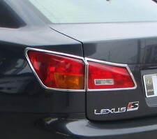 LEXUS IS IS250 Cromato Posteriore Luce Trim 2005-2008 pre aggiornamento