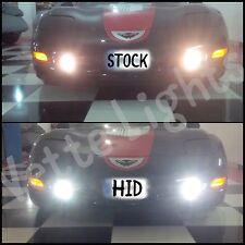 1997-2004 c5 Corvette 55w SUPER BRIGHT HID Fog Light Conversion Kit(Crisp White)