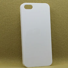 10 x 3D Sublimation Vacuum Oven White Blank Phone Plastic Cases iPhone 4/4S