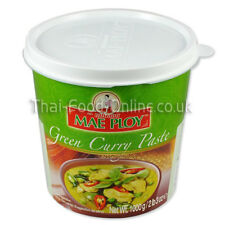 Authentic Imported Thai Green Curry Paste by Mae Ploy *UK Seller Quick Delivery*