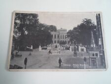 Vintage Postcard Tilburg.  Paleis Raadhuis      §A672