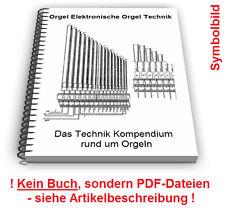 Orgel Elektronische Orgel selbst bauen - Technik Patente Patentschriften
