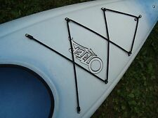 Kayak Bungee Deck Kit for Sit-on-top Kayaks with No Inside Access