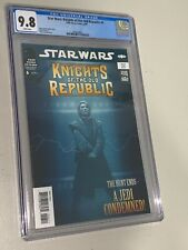 Star Wars Knights of the Old Republic #6 CGC 9.8