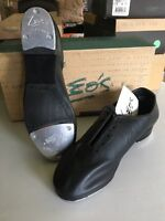 Split Sole Jazz Tap, Giordano Style 5028 by Leo's, black, NIB