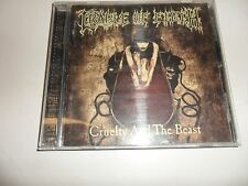 CD  Cradle of Filth - Cruelty And the Beast