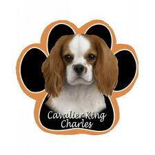 CAVALIER KING CHARLES Blenheim Dog Paw Shaped Computer MOUSE PAD Mousepad