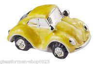 Dekofigur  Tortendeko *Auto-Käfer - Gelb - 4,5 cm* 3870289