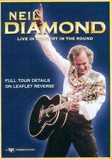 Neil Diamond Pop Music Flyers & Postcards