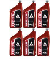 Genuine Pro Honda HP4S Full Synthetic 10W-30 4-Stroke Engine Motor Oil 6 Quarts