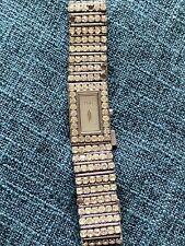 Dolce and Gabbana Time Crystal Bracelet Watch