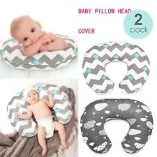 Coolay Soft Maternity Cushion Cover Charcoal//Grey Ultra absorbent Universal Size