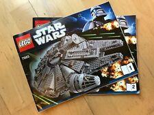 Lego Star Wars Millennium Falcon (7965) KOMPLETT mit Figuren und Bauanleitungen