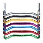 Manubrio in Alluminio Retrò Stile Fisso Piega Per Bici Bicicletta 7 Colori
