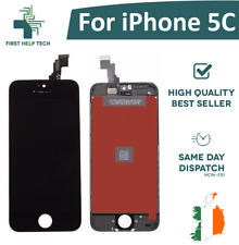 For Apple iPhone 5C LCD Display Touch Screen Digitizer Unit Assembly Black New