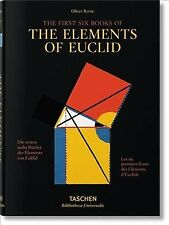 First Six Books of The Elements of Euclid, Hardcover by Byrne, Oliver; Oechsl...