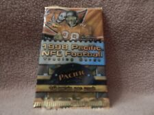 1998 Pacific NFL Football Cards One (1) Pack - Unopened