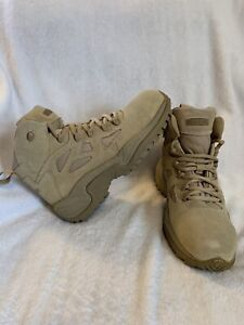 Reebok RB8695 Men's Desert Side-Zip Rapid Response Stealth Tactical Boot 6.5