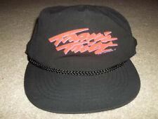 Vintage Rare Travis Tritt One Size Adjustable Black Otto Cap Hat