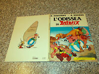 L'ODISSEA DI ASTERIX CARTONATO 1° (PRIMA) EDIZIONE MONDADORI 1981 PERFETTO