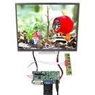 "DVI VGA Audio Controller board 12.1"" IPS LCD Screen HSD121KXN1 1024x768 LCD"