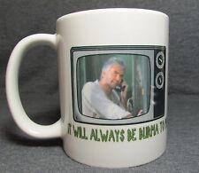 "J Peterman ""It will always be Burma to me"" Coffee Cup, Mug - Classic Seinfeld"