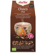 Yogi Tea Loose Choco Chai 90 g un délicieux réchauffement mélange de chai épices...