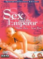 Sex And The Emperor [DVD] By Yung Hung,Sung Po Chung,Wong Jing.