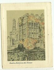 MILLHOFF (DE RESZKE). PICTURESQUE OLD ENGLAND. 1931. CARD NO. 13.