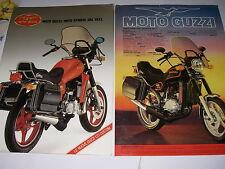 Moto Guzzi custom 125   _brochure-depliant- italiano  NO LIBRETTO ...