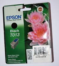 ORIGINALE Epson T013 Cartuccia di inchiostro nero per Epson Stylus 480 / 480SXU / 580