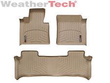 WeatherTech Floor Mat FloorLiner - Land Rover Range Rover - 2007-2009 - Tan