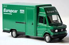 Mercedes Benz 310 D Transporter Europcar Car Rental 1:87 Herpa 042673
