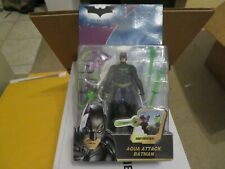 Batman Begins The Dark Knight Aqua Attack Batman Action Figure Mattel Moc