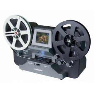 Reflecta Scanner Super 8 – Normal 8 66040 - Cine Film Transfer