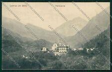 Torino Lemie SCOLLATA cartolina QK1591