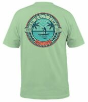 Salt Life Mens Paddle Paradise Short Sleeve Graphic T-Shirt - XL - NWT